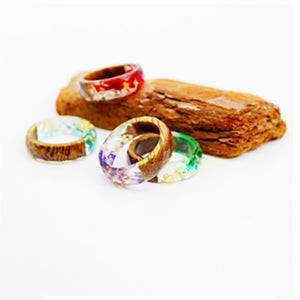 (BUY 2 FREE SHPPING)Ladies Resin Wood