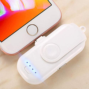 HOT SALE! Magnetic attract Capsule charging treasure