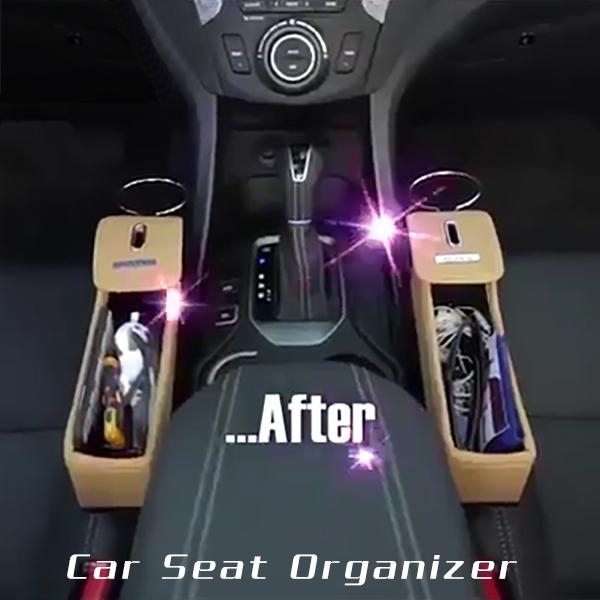 (Factory Outlet- 60% OFF today!)Car Seat Crevice Storage Box-FREE SHIPPING