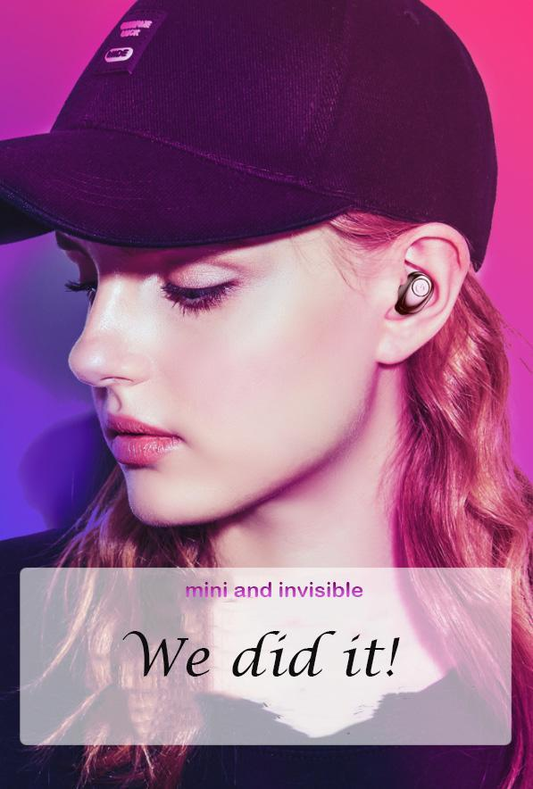 【FREE SHIPPING】Wireless Waterproof Bluetooth Headphones