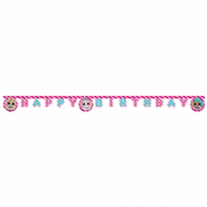 LOL Glitterati Happy Birthday banner
