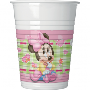 Baby Minnie Mouse krus 200 ml