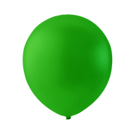 Balloner i lime grøn (latex) 100 stk - 5