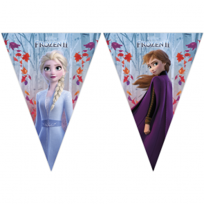 Frost 2 | Frozen 2 flagbanner