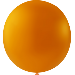 "Balloner i orange (latex) 10 stk - 36"" (91 cm)"