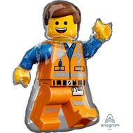 LEGO Movie 2 folieballon figur