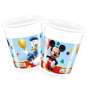 Mickey Mouse plastikkrus 200 ml