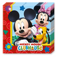 Mickey Mouse servietter 33x33 cm