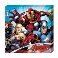 Mighty Avengers servietter 33x33 cm