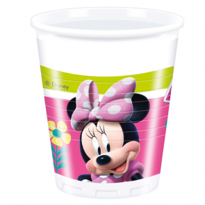 Minnie Mouse plastikkrus 200 ml