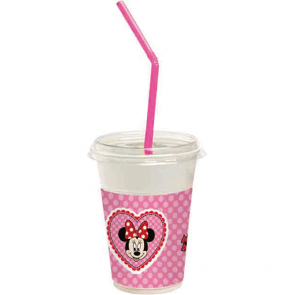 Minnie Mouse milkshakekrus
