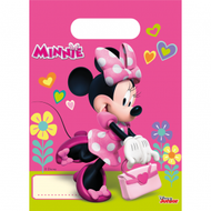 Minnie Mouse slikposer 6 stk.