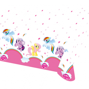 My Little Pony plastikdug
