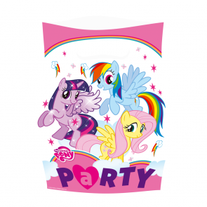My Little Pony slikposer 8 stk.