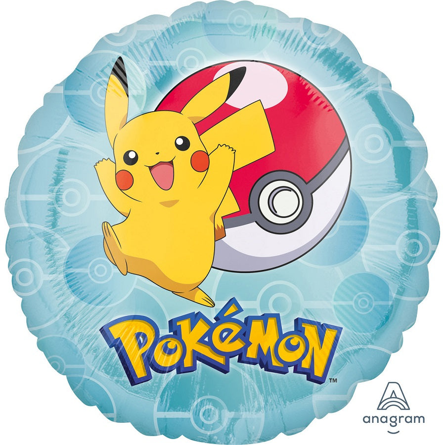 Pokemon folieballon