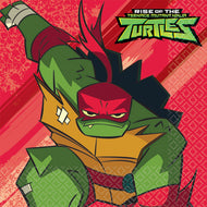 Rise Of The Teenage Mutant Ninja Turtles servietter