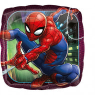 Spiderman folieballon 43x43 cm