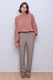 Vivoosh White Shoulder Pads Shirt