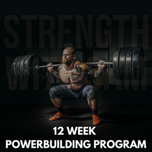 12 Week Powerbuilding Program