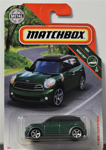 Hot Wheels '11 Mini Countryman
