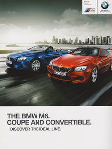 Brochure - 2014 BMW M6 Coupe BMW M6 Convertible - F12 / F13