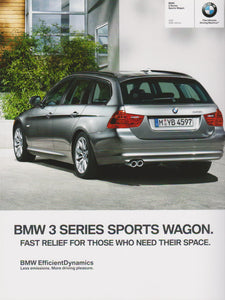 Brochure - 2012 BMW 3 Series Sports Wagon 328i 328i xDrive - E91 Brochure (2nd version)