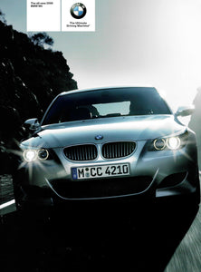 Brochure - The all-new 2006 BMW M5 (E60)