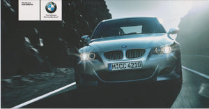 Brochure - The all-new 2006 BMW M5 (E60 Flyer)