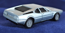 Load image into Gallery viewer, Herpa 1:87  Silver  BMW  E26 M1
