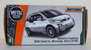 Matchbox BMW i3 - white