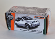 Load image into Gallery viewer, Matchbox BMW i3 - white
