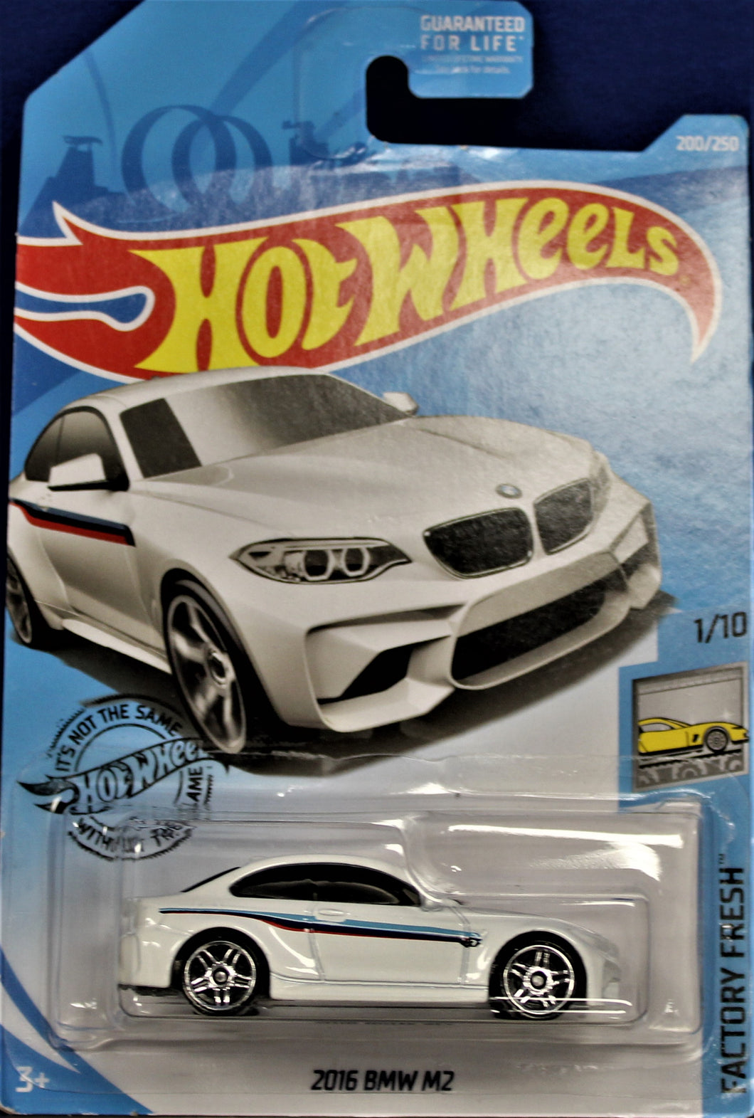 Hot Wheels 2016 BMW M2