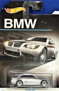 Hot Wheelsl -  BMW M3 (Silver)