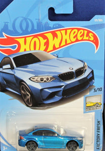 Hot Wheels Mattel 2017 Basic Die-Cast Factory Fresh: 2016 M2