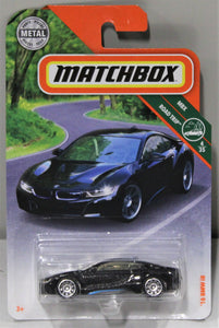 Matchbox Mattel 2018 MBX Road Trip - '16 BMW i8