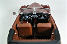 Load image into Gallery viewer, Guiloy 1:18 Burgundy/Tan  BMW  PW  327 Cabriolet 68565