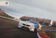 Load image into Gallery viewer, Autographed Poster - BMW Sheer Driving Pleasure - BMW RLL E89 Z4 GT double sided