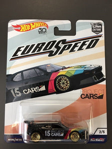 HotWheels Car Culture EuroSpeed BMW M1 ProCar