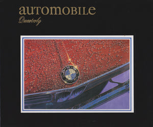 Automobile Quarterly Vol. 36 No. 4