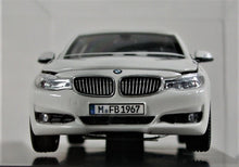 Load image into Gallery viewer, BMW 1:43 F34 3 Series GT - Alpine White.
