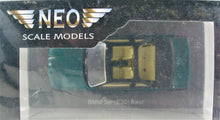 Load image into Gallery viewer, NEO 1:43 BMW E30 Baur, Green