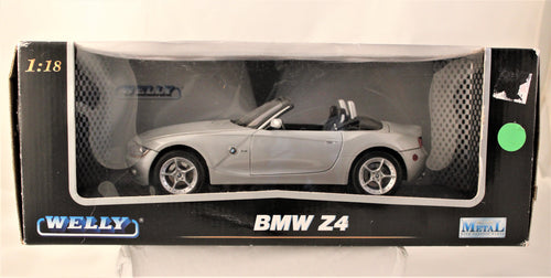 Diecast Model - Welly 1:18 BMW Z4