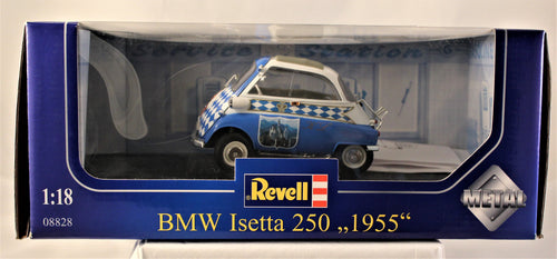 Diecast Model - 1:18 Revell Isetta 250 King Ludwig version