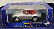 Load image into Gallery viewer, 1:18 Silver  Wiesmann-Roadster MF 3