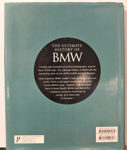 The Ultimate History of BMW Book