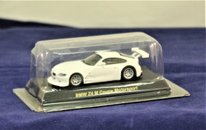 Kyosho 1:64  White  BMW  E89 Z4 M Coupe
