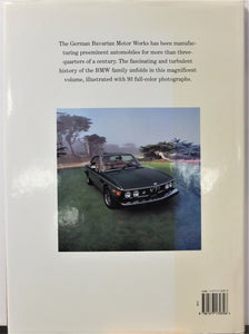 BMW Precision and Performance Book