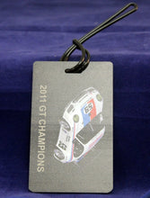Load image into Gallery viewer, 2011 Brumos Porsche luggage tag