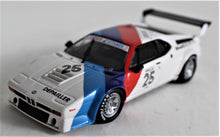 Load image into Gallery viewer, Minichamps 1:43 White  BMW  E26 1979 M1 ProCar #25