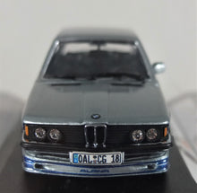 Load image into Gallery viewer, Modellbau 1:43 Silver  BMW  E21 Alpina B6 2.8